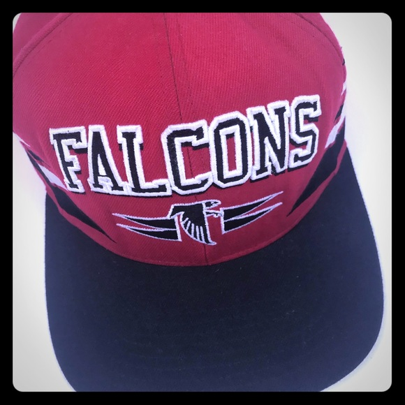 sports shoes c665b 54c27 Atlanta Falcons Mitchell & Ness Vintage Hat